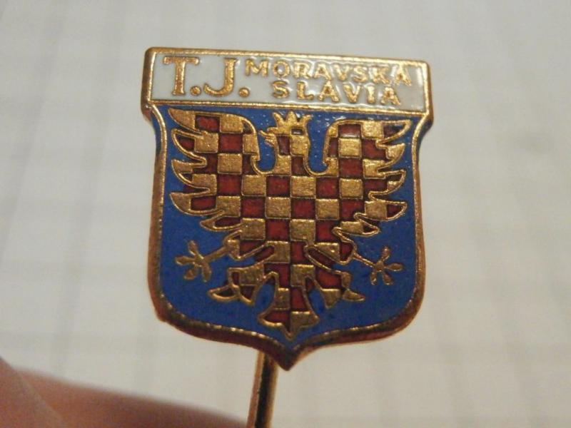 Odznak - TJ Moravská Slávia