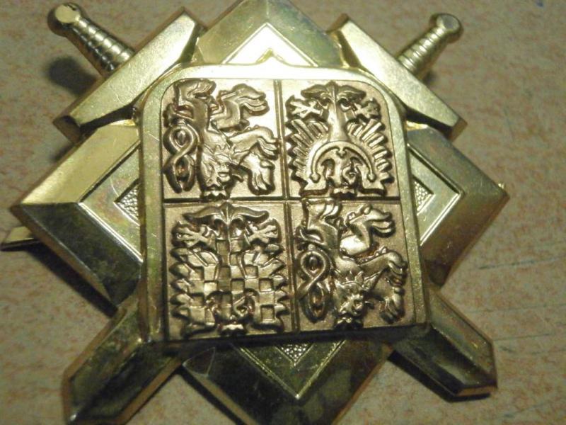 Čepicový odznak - Armáda