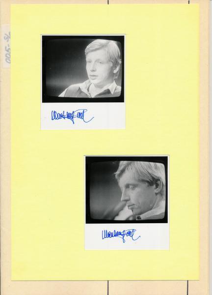 Autogram Martin Penc