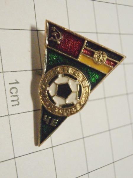 Odznak Fotbal Kiev, r. 1987