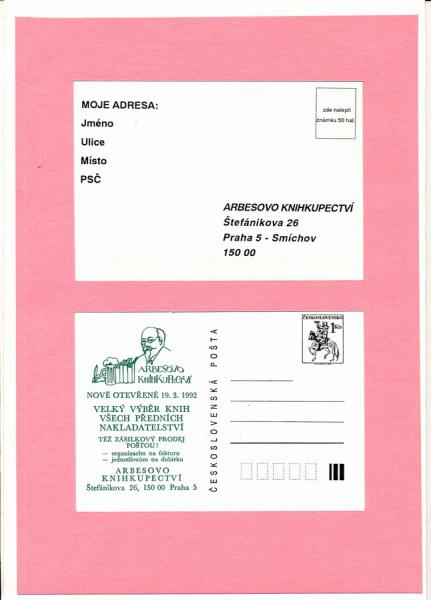 Autogram Vratislav Ebr
