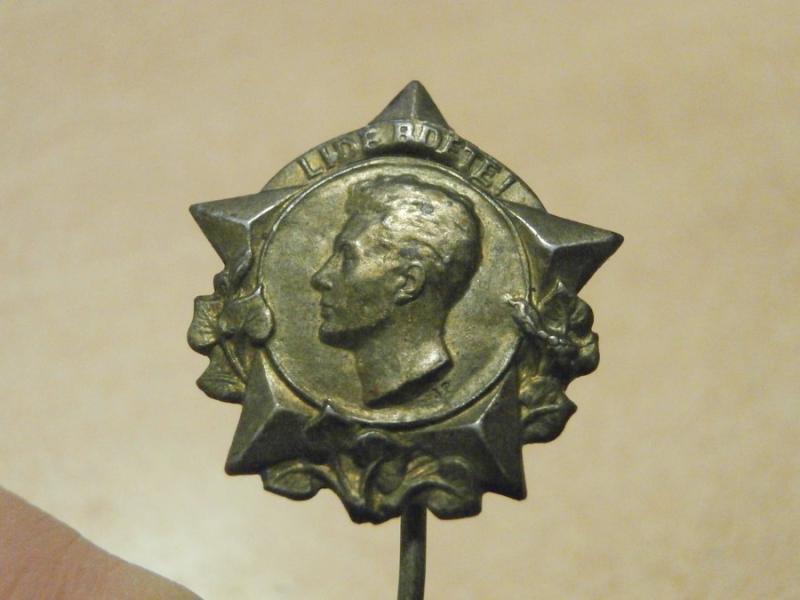 Odznak J. Fučík, Lidé bděte!