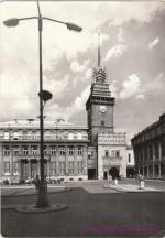 Pardubice-náměstí Osvobození
