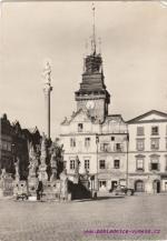 Pardubice-Perštýnovo náměstí