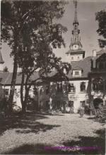 Lužany- zámek