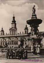 České Budějovice-kašna