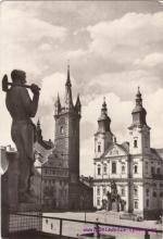 Klatovy-náměstí