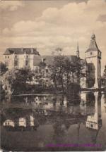 Blatná-hrad