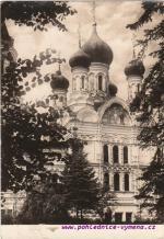 Karlovy Vary- Ruský Kostel