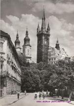 Klatovy-Černá věž