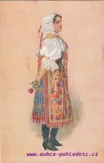 K.Šimůnek-Děvče z Jablonice