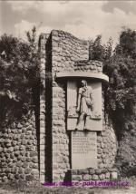 Staré Hamry-památník Maryčka Magdonova