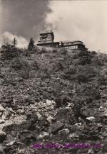 Ještěd-horský hotel