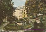 Jeseník-Slezský dům s grillem Hrad