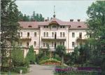 Bardejovské kúpele-liečebný dom Dukla