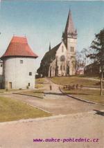Bardejov-gotický kostol