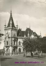Košice-Jakabov palác