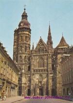 Košice-Gotický dóm sv. Alžbety
