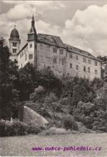 Hrubý Rohozec-zámek