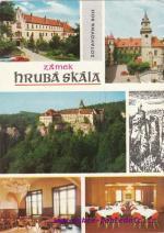 Hrubá Skála-zámek