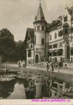 Lešná-zámek