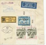 Část obálky let.R-dop.Mi-998+1086