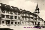 Prachatice-Stará a Nová radnice