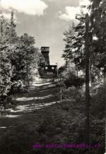Kdyně-chata a rozhledna na Korábě