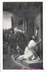 K. Svoboda - Zavraždění sv. Václava r. 936