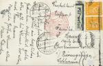 Helsinky 3.8.1934 letecky do Berlína,