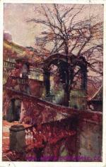 Glorietty ve Furstenbergské zahradě