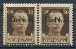 1943 / Itálie, Militarpost-Marken, G.N.R. Mi **6 I