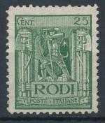 1929 / Itálie, Rodi Mi *20