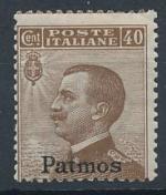 1912 / Itálie, Patmos Mi *8VIII
