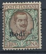 1912 / Itálie, Rodi Mi *15