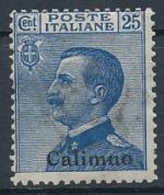 1912 / Itálie, Calimno Mi *7 I