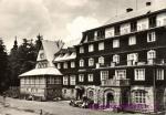 Pustevny-hotel  Tanečnica