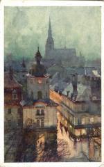Plzeň- J. Šetelík