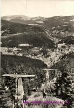 Špindlerův Mlýn - lanovka na Pláň