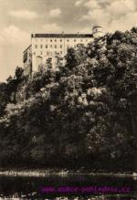 Orlík nad Vltavou- zámek