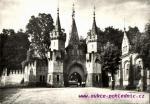 Hradec u Opavy- zámek