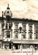 Prostějov- náměstí 9. května