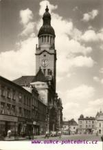 Prostějov- radnice