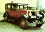 Chevrolet sedan - Baujahr 1929