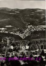Sedačková lanovka na Pláňi