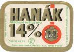 Přerov HANÁK speciální světlé pivo 14%