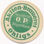 Aktíen-Brauereí Ohligs