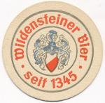 Wildensteiner Bier