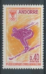 1968 Andora Mi 207