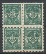 1946 Francie militar postmarken Mi 11